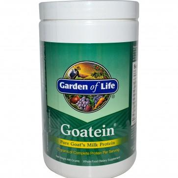 Garden of Life Goatein Pure Goat's Milk Protein Powder 440 Grams