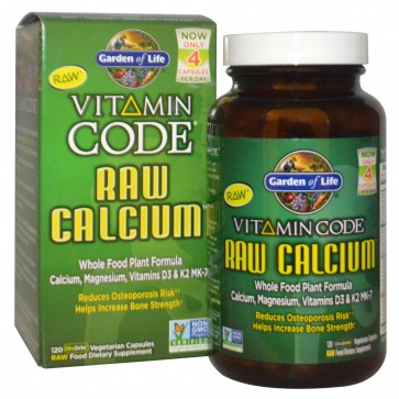 Vitamin code raw calcium vitamin code raw calcium reviews - Garden of life multivitamin review ...