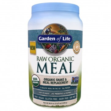 Raw organic meal garden of life raw meal weight loss plan - Garden of life raw meal weight loss results ...