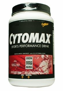 Cytosprt-Cytomax Tropical 4.5 lb