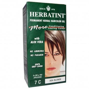 Herbatint Herbal Haircolor Gel Permanent 7C Ash Blonde