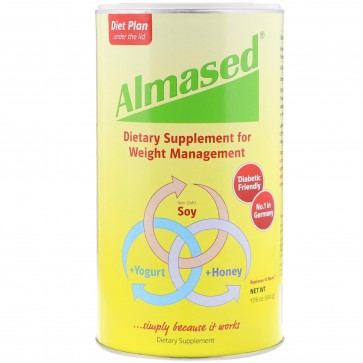 Almased Multi-Protein Synergy Diet Powder 17.6 oz.
