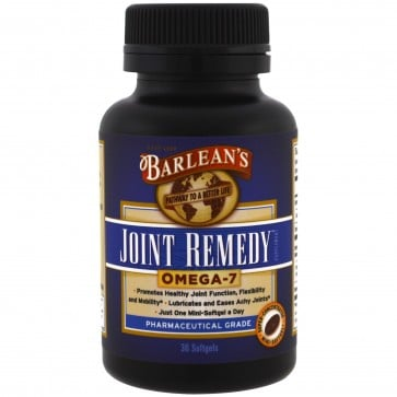 Barlean's Joint Remedy 516mg 30 Softgels