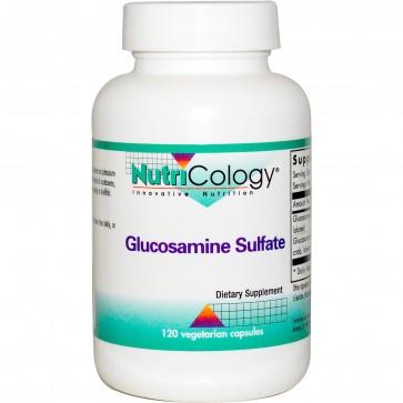 NutriCology Glucosamine Sulfate 120 Capsules