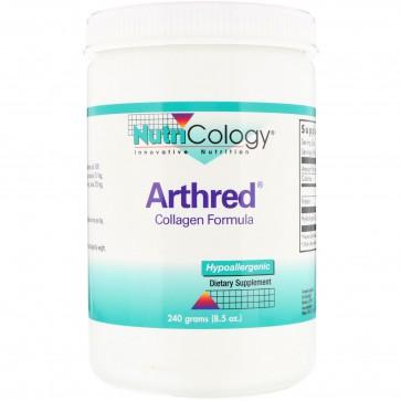 Nutricology Arthred 240 Grams Powder