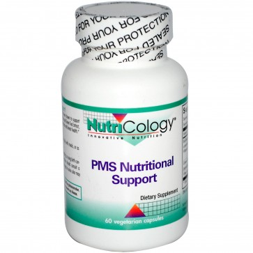 Nutricology PMS Nutritional Support 60 Vegetarian Capsules