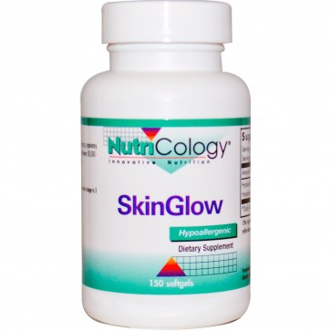 Nutricology SkinGlow 150 Softgels
