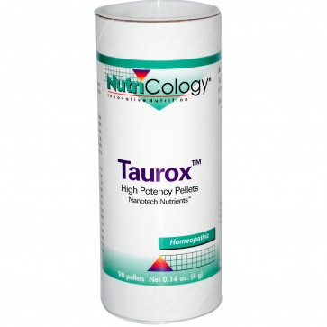 NutriCology Taurox Pellets 90 Pellets