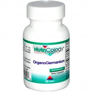 Nutricology OrganoGermanium Ge-132 100 Tablets