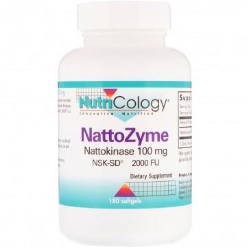 NattoZyme 100mg 180 Softgels
