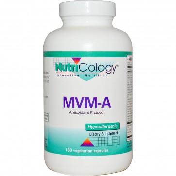 Nutricology MVM-A 180 Vegetarian Capsules