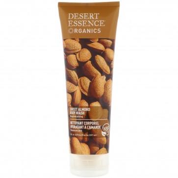 Desert Essence Organics Body Wash Almond 9.4 oz