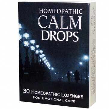 Historical Remedies- Homeopathic Calm Drops, 30 Lozenges