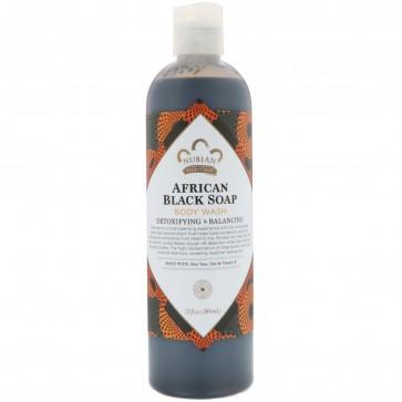 Nubian Heritage African Black Bodywash 13 oz