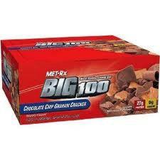 MET-Rx BIG100 Bars |MET-Rx Bars BIG100 by MET-Rx | Buy MET-Rx BIG100