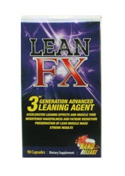 Athletic Xtreme Lean FX 90 Capsules