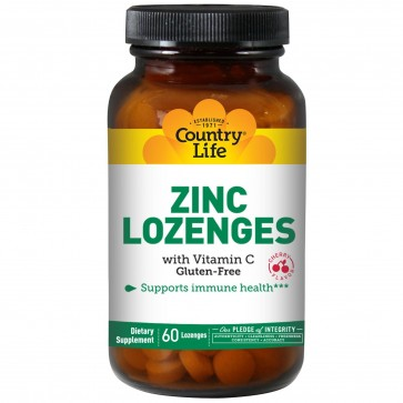 Country Life Zinc Lozenges