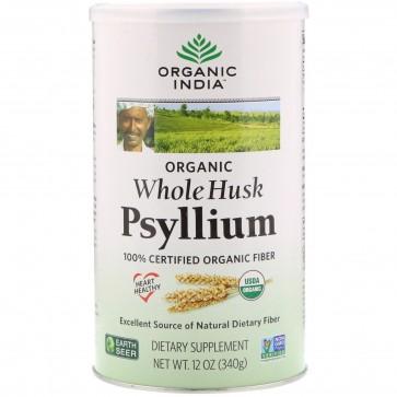 Psyllium Husk 12oz By Organic India
