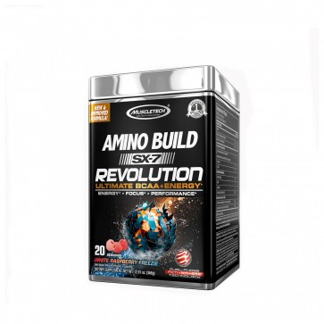 Amino Build SX 7 Revolution White Raspberry Freeze