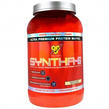 BSN Syntha-6 Ultra-Premium Protein Matrix Cookies & Cream 2.91 lb