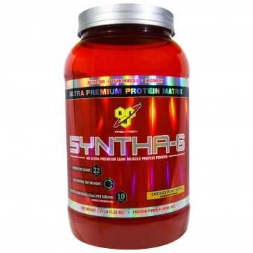 Syntha-6 chocolate peanut butter 2.91lbs