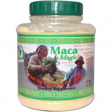 Maca Magic Powder Dietary Supplement Herbs 1 1 Lbs