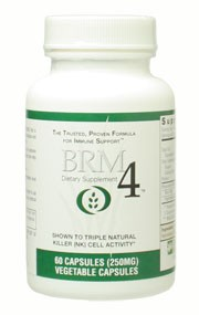 BRM4 250 mg 60 Vegetable Capsules by Daiwa Health