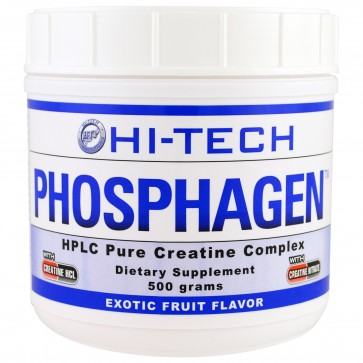 Hi-Tech Phosphagen Exotic Fruit 500 grams- 33 Servings