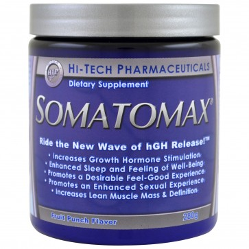 Hi-Tech Somatomax Fruit Punch 280g