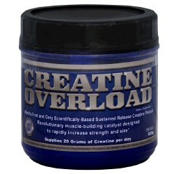 Creatine Overload 600 Grams by Hi-Tech