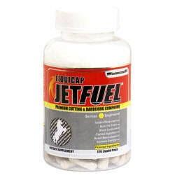 GAT Jetfuel 120 Liquid Capsules
