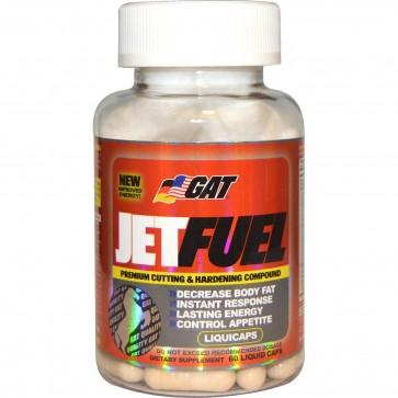 GAT Jet Fuel 60 Liquid Capsules
