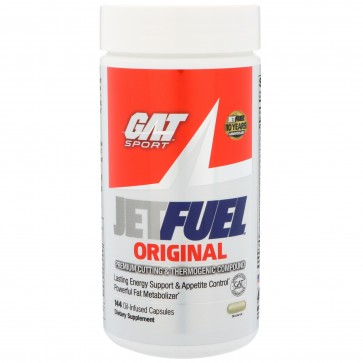 Gat Sport JetFuel Original 144 Oil Infused Capsules