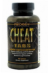 CHEAT TABS 90 Tablets- FIZOGEN Dietary Supplement