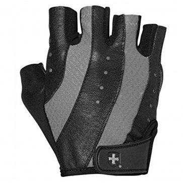 Womens Pro Gloves Gray Small