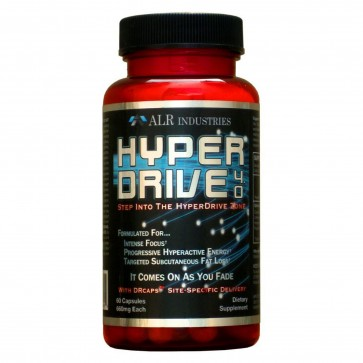 Hyperdrive 4.0 60 Capsules