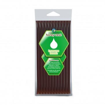Amazing Herbs Honey Zest Immune Boost 12 Sticks
