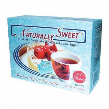 Naturally Sweet, Natural Sweetener 3.5 oz by Hi-Tech