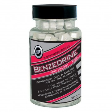 Benzedrine 60 Tablets By Hi-Tech