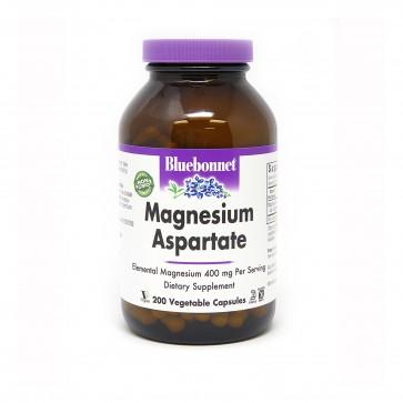 Bluebonnet Magnesium Aspartate 200 Capsules