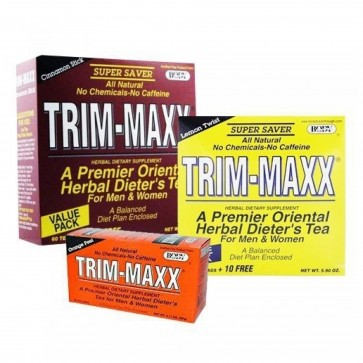 TrimMaxx | Trim-Maxx Tea