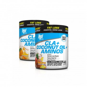 Bpi Cla Coconut Oil And Aminos Reviews Bpi Cla Coconut