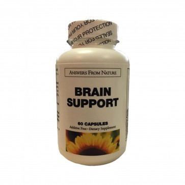 Answers From Nature Brain Support 60 Capsules