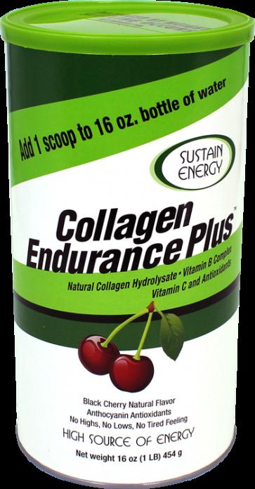 Great Lakes Gelatin Collagen Endurance Plus 16 oz