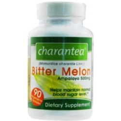Charantea Bitter Melon 90 Vegetarian Capsules (500mg)