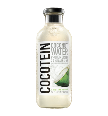 Isopure Cocotein Coconut Water 12 Pack