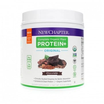 New Chapter Plant Protein Chocolate