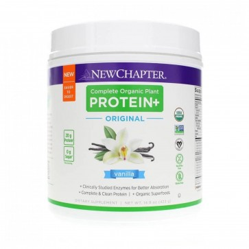 New Chapter Plant Protein Vanilla
