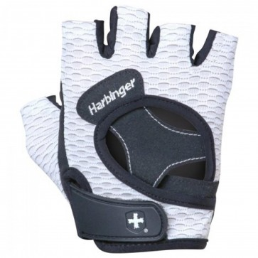 Womens FlexFit Gloves White Small