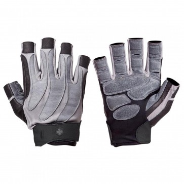 BioForm Glove Black/Gray (Medium) by Harbinger Both